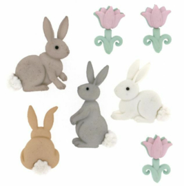 Easter Cotton Tails