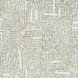 Quilstof Tekst 4519-108