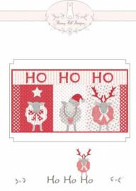 Ho Ho Ho - Bunny Hill Designs