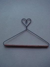 Quilthanger Hartje 15 cm