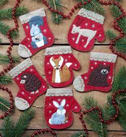 Pakket Christmas Critters