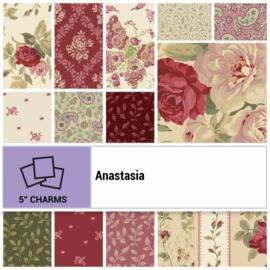 Charm Pack Anastasia - P & B Textiles