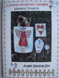 Angel Sewing Set