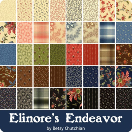 Charm Pack Elinore's Endeavor - Betsy Chutchian