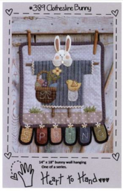 Clothesline Bunny