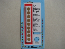 36 Fabric Grips