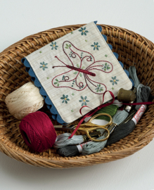 Patchwork Loves Embroidery Too - Gail Pan