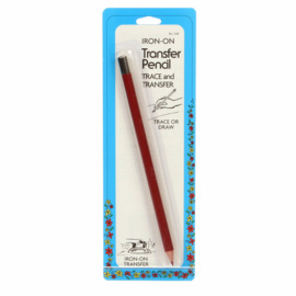 Iron-on Transfer Pencil - rood