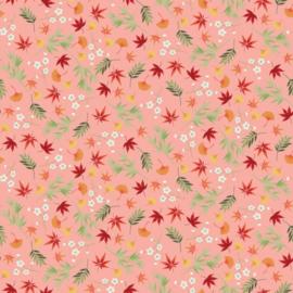 Quiltstof Michiko 2333/P Foliage