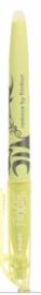 Frixion pen (fluor geel)