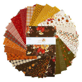 Charm Pack Adel in Autumn - Sandy Gervais