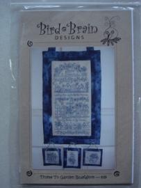 Thyme to garden bluework