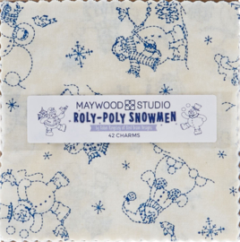 Charm Pack Roly Poly - Maywood Studio