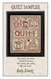 Quilt Sampler - Kathy Schmitz