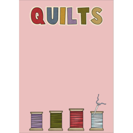 Notitieblok Quilts