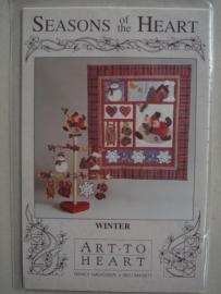 Art To Heart - Seasons of the Heart (patroon)