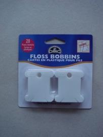DMC plastic bobbins
