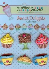 Sweet Delights Sweet Treats