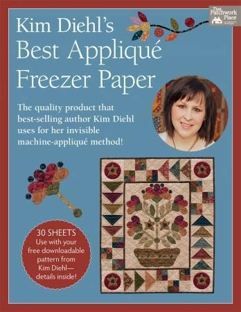 Kim Diehl's Applique Freezer Paper