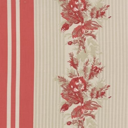 Quiltstof Miss Scarlet by Minick and Simpson 14811