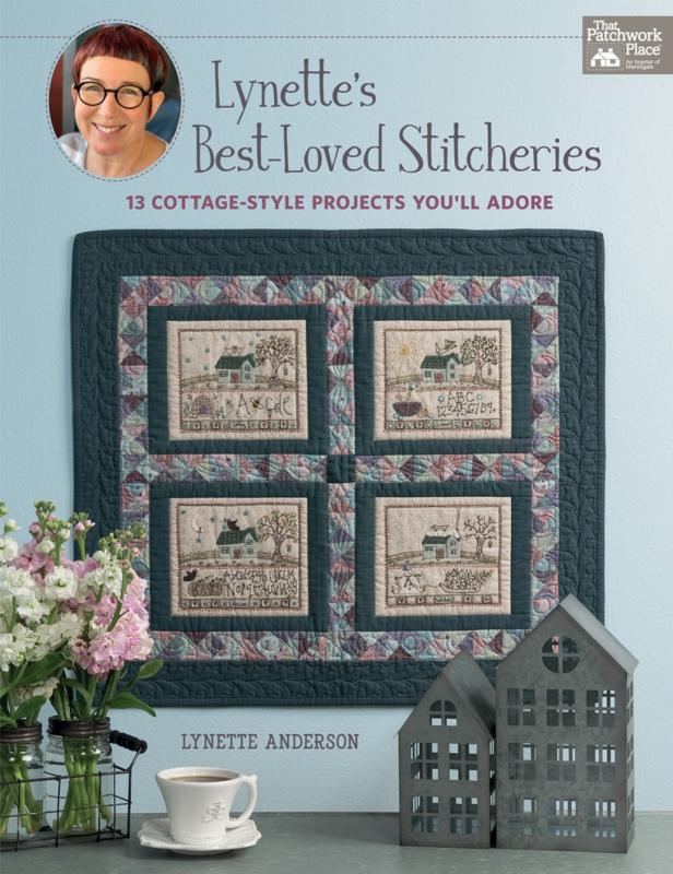 Lynette's Best-Loved Stitcheries - Lynette Anderson