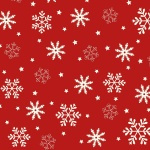 Quiltstof Reindeer Magic - Holly Hill Designs 8781-88