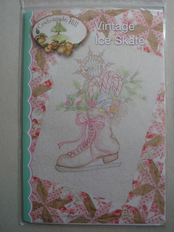 Vintage Ice Skate