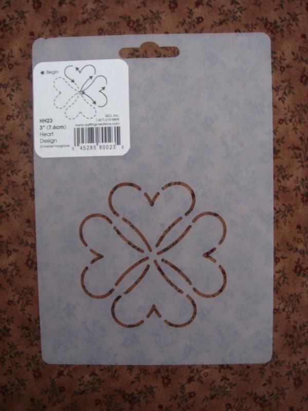"""Heart Design 3"""" (7.6 cm)"""