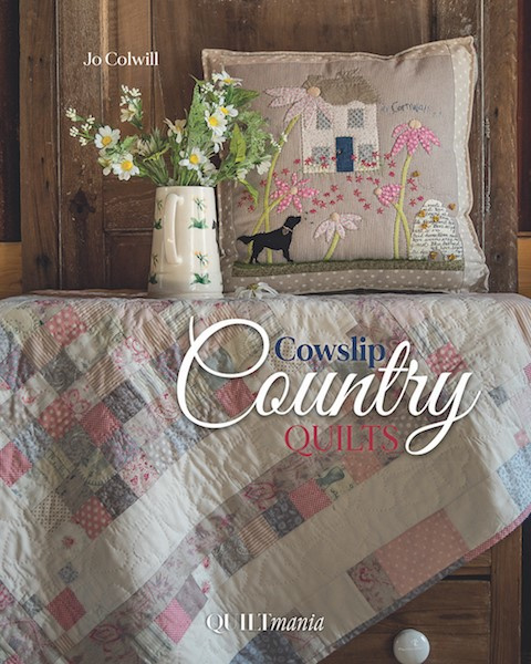 Cowslip Country Quilts - Jo Colwill