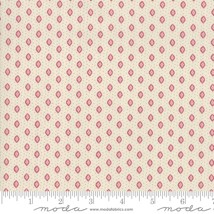 Quiltstof Chafarcani 1385712 Pearl - French General