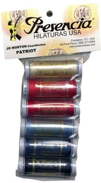 Jo Morton - Patriot