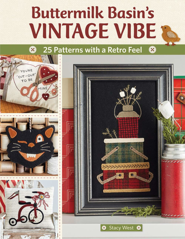 Buttermilk Basin's  Vintage Vibe - Stacy West
