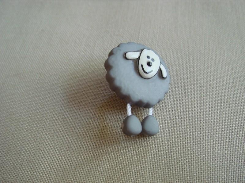 Schaapje (grijs)