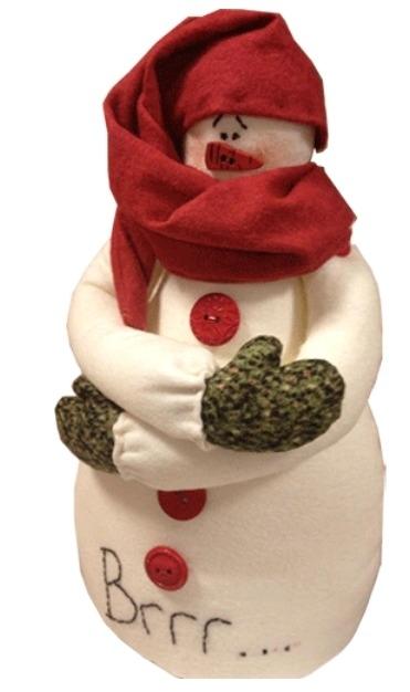 Pakket Sneeuwpop Brr...