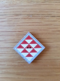 Quiltblokje 9 patch