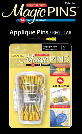 Magic Pins (Applique pins) /regulair