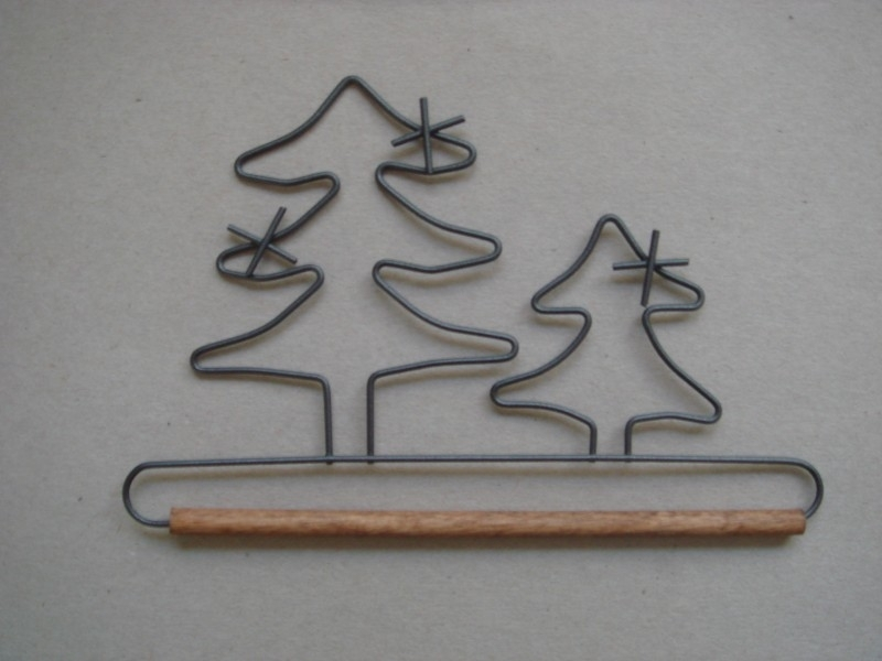 Quilthanger Kerstboom, 15cm breed
