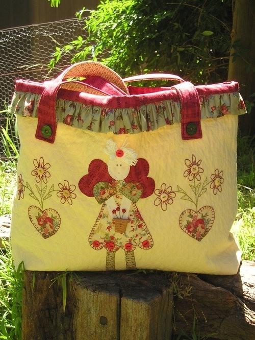Annie angel Bag
