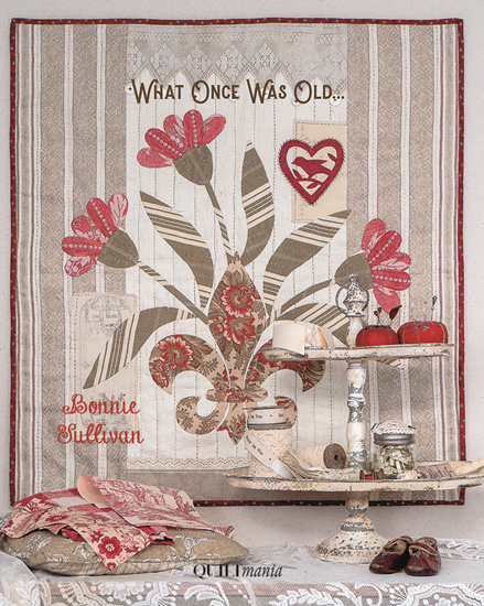 What Once Was Old - Bonnie Sullivan