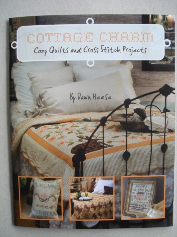 Cottage Charm Cozy Quilts and Cross Stitch Projects