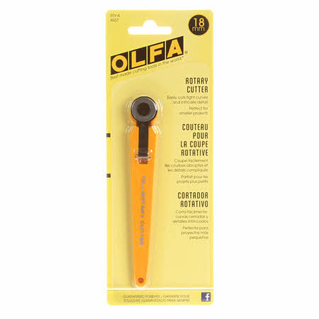 Olfa Rotary Cutter 18mm