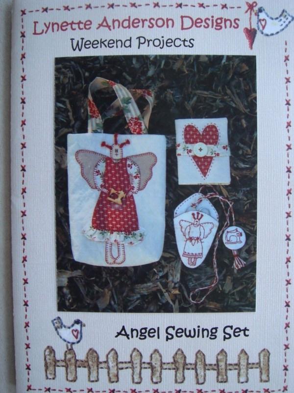 Angel Sewing Set