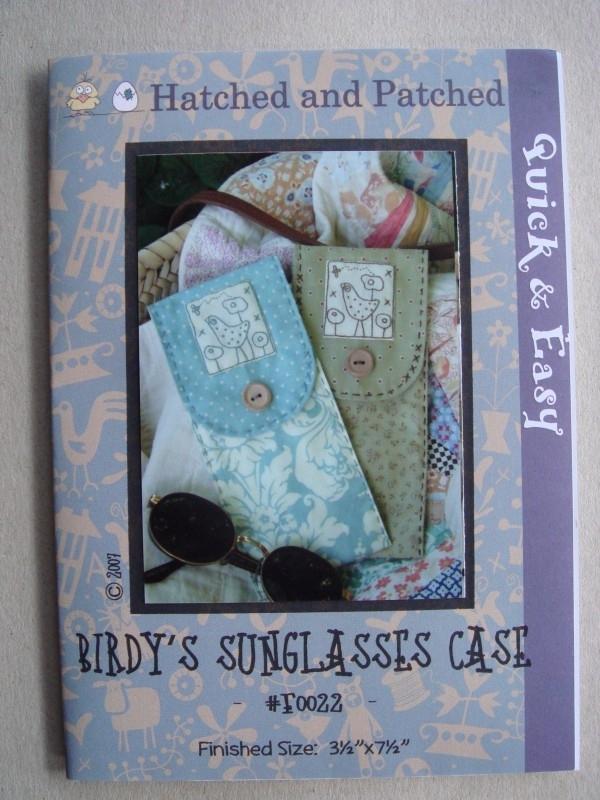 Birdy`s Sunglasses Case