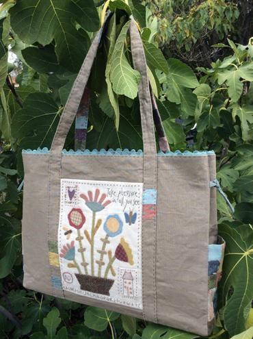 Sunday Sampler Bag