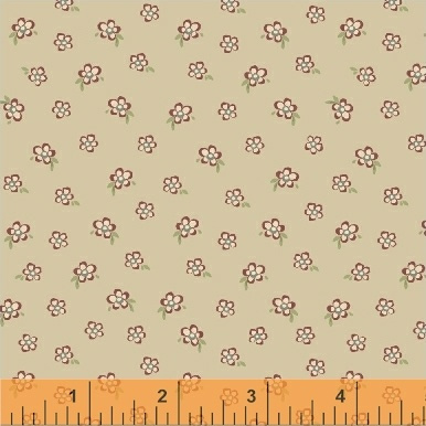 Quiltstof Elm Cottage  42182-4