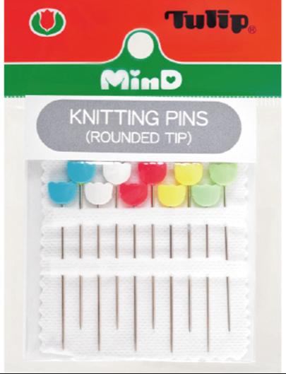 Tulip Knitting Pins
