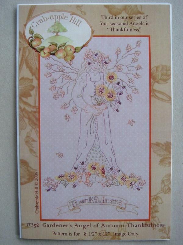 Gardeners Angel of Autumn