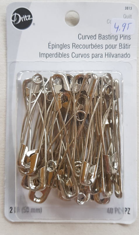 Curved Pins