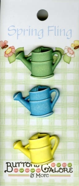 Spring Fling Watering Cans