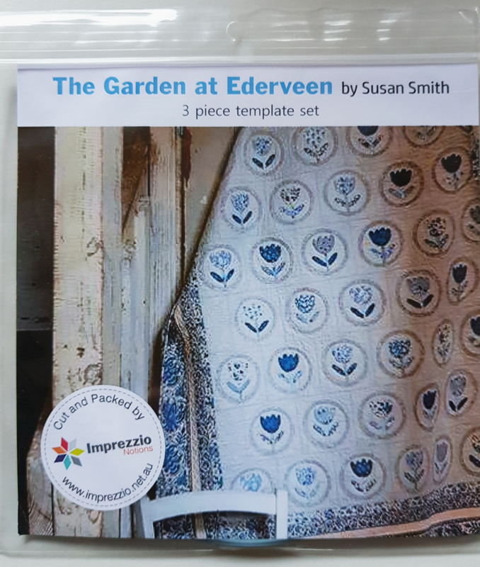 Acryl Template The Garden at Ederveen - Susan Smith